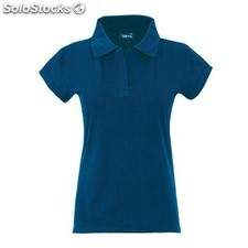 Polo femme micropolyester
