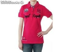 Polo geographical norway Frauen - kassis_lady_ss_assor_a_fushia - Größe : xs