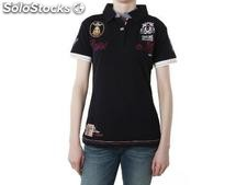 Polo geographical norway Frauen - katana_lady_ss_navy - Größe : xs