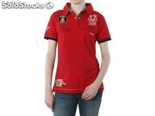 Polo geographical norway Frauen - katana_lady_ss_red - Größe : xs