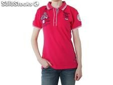 Polo geographical norway Frauen - kristy_lady_ss_assor_a_fushia - Größe : s
