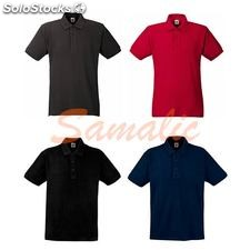 Polo grueso ref. 630000C fruit of the loom