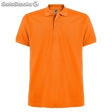 Polo Hombre xxxl naranja casual collection verano
