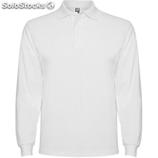 Polo Homme blanc casual collection invierno