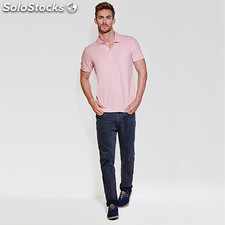 Polo Homme estrella homme rouge t: s. Casual collection verano