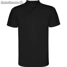 Polo Homme noir sport collection
