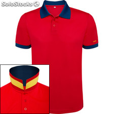 Polo Homme rouge casual collection verano