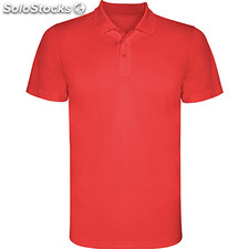 Polo Homme rouge sport collection