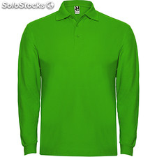 Polo Homme vert herbe casual collection invierno