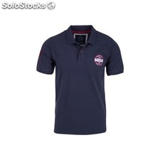 Polo indian freestyle - navy blue