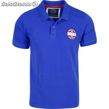 Polo indian freestyle - royal blue - the indian face - 8433856058017 -