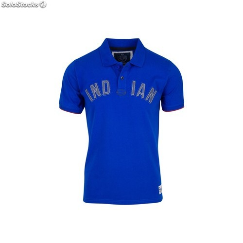 Polo indian rules - royal blue