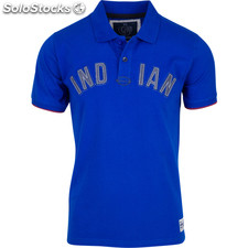 Polo indian rules - royal blue - the indian face - 8433856058291 - 06-026-01-xl