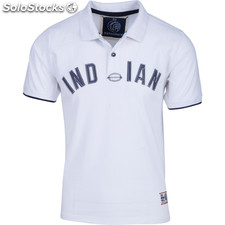 Polo indian rules - white