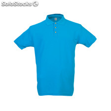 Polo. Light blue