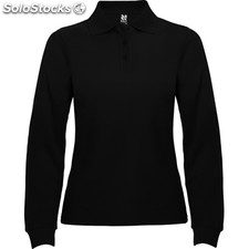 Polo Mujer xl negro casual collection invierno