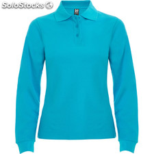 Polo Mujer xl turquesa casual collection invierno