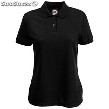 Polo mulher. Black