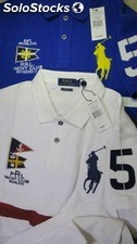 Polo Ralph Lauren Manche Courte Grand Poney