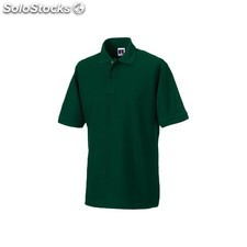 Polo russell europe piqué tallas 5xl y 6xl