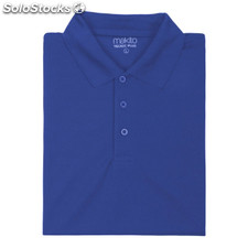 Polo tecnic plus color: azul