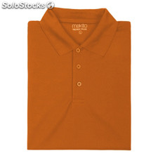 Polo tecnic plus color: naranja