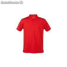 Polo tecnic plus rojo Talla xl