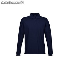 Polo tee jays de manga larga luxury hombre