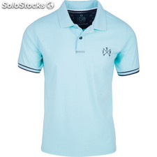 Polo tif classics - soft blue - the indian face - 8433856058093 - 06-024-02-xl