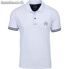 Polo tif classics - white - the indian face - 8433856058130 - 06-024-03-xl