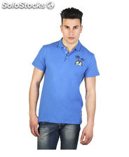 polo uomo just cavalli blu (34642)