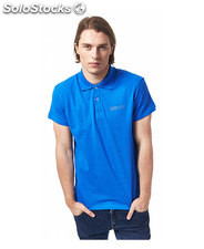 polo uomo just cavalli blu (34887)