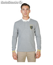 polo uomo oxford university grigio (38044)