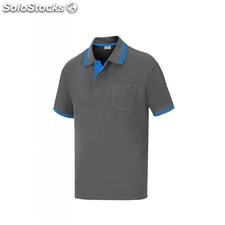 Polo vesin m/corta elite bicolor l9000