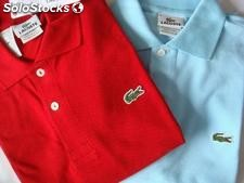 Polos lacoste originales (made in peru)