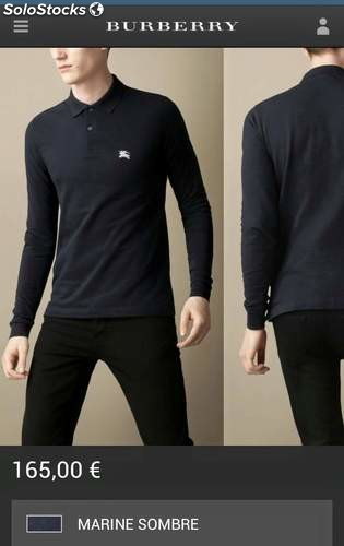 Manches Burberry Longues Polos Manches Longues Polos Manches Manches Polos Polos Longues Burberry Longues Burberry Pm0yvN8nwO