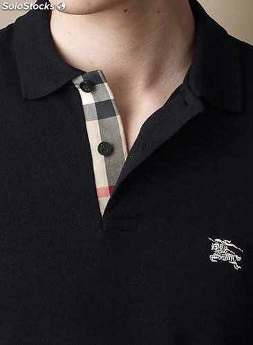 Polos manches longues burberry