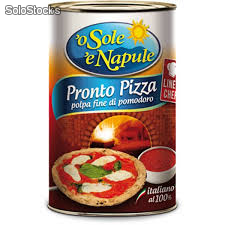Polpa Pronto PIzza o' sole 'e napule Kg 4,050