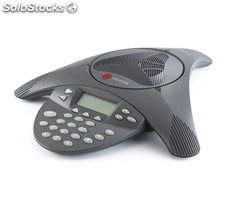 Polycom SoundStation2, sistema de audioconferencia con display