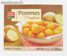 Pommes dauphines 500G. Bf