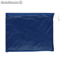 Poncho impermeable color: AZUL