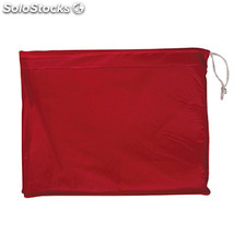 Poncho impermeable color: ROJO