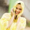 Poncho Impermeable con Capucha