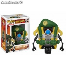 Pop! Borderlands - Commando Claptrap