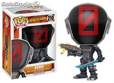Pop! Borderlands - Zero