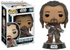 Pop! Star Wars: Rogue One - Baze Malbus