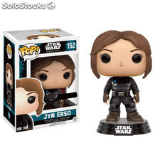 Pop! Star Wars: Rogue One - Jyn Erso (Imperial Disguise)