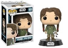 Pop! Star Wars: Rogue One - Young Jyn Erso