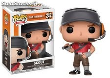 Pop! Team Fortress 2 - Scout