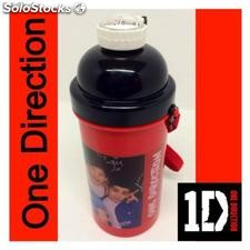 Pop-Up-Flasche 500ml Red One Direction